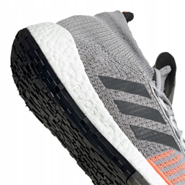 Buty adidas PulseBoost Hd M FV0463 szare 1