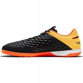 Buty halowe Nike Tiempo Legend 8 Academy Ic M AT6099-008 czarne czarne 2
