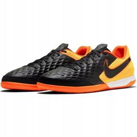 Buty halowe Nike Tiempo Legend 8 Academy Ic M AT6099-008 czarne czarne 3
