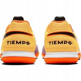 Buty halowe Nike Tiempo Legend 8 Academy Ic M AT6099-008 czarne czarne 4
