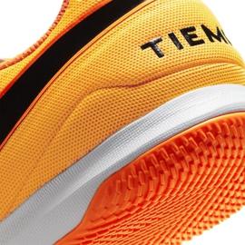 Buty halowe Nike Tiempo Legend 8 Academy Ic M AT6099-008 czarne czarne 7