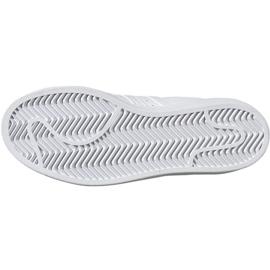 Buty dla dzieci adidas Superstar J białe EF5399 6
