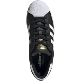 Buty adidas Superstar W FV3286 czarne 1