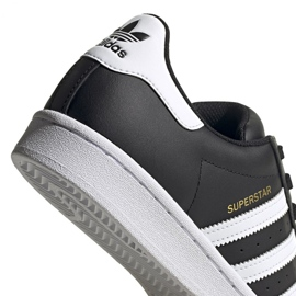 Buty adidas Superstar W FV3286 czarne 4