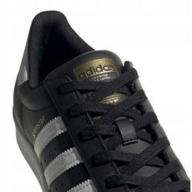 Buty adidas Superstar W FV3286 czarne 5