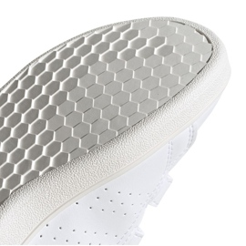 Buty adidas Advantage C Jr FW2589 białe 5