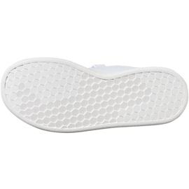 Buty adidas Advantage C Jr FW2589 białe 6