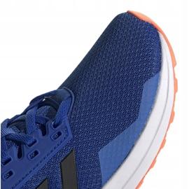 Buty adidas Duramo 9 Jr EG7906 niebieskie 3