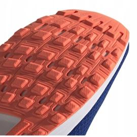 Buty adidas Duramo 9 Jr EG7906 niebieskie 5