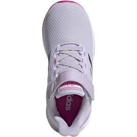 Buty adidas Duramo 9 C Jr EH0545 fioletowe 1