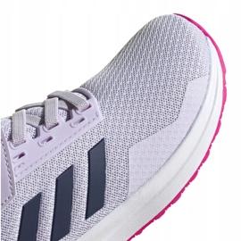 Buty adidas Duramo 9 C Jr EH0545 fioletowe 3