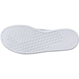 Buty adidas Advantage K Jr EG2000 białe 6