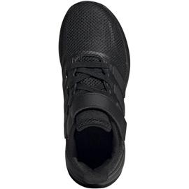 Buty adidas Runfalcon C Jr EG1584 czarne 1
