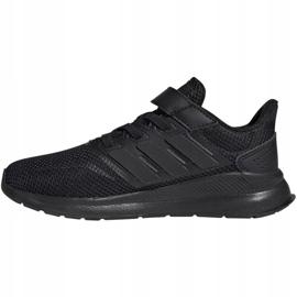Buty adidas Runfalcon C Jr EG1584 czarne 2