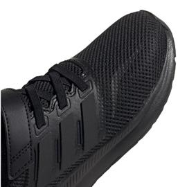 Buty adidas Runfalcon C Jr EG1584 czarne 3