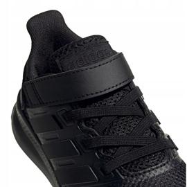 Buty adidas Runfalcon C Jr EG1584 czarne 4