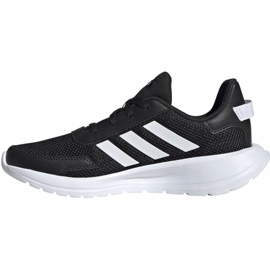 Buty adidas Tensaur Run K Jr EG4128 czarne 2