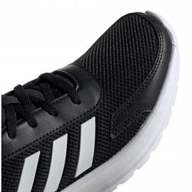 Buty adidas Tensaur Run K Jr EG4128 czarne 3