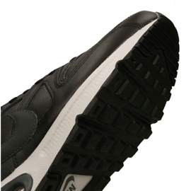 Buty Nike Air Max Command Leather M 749760-001 czarne 2