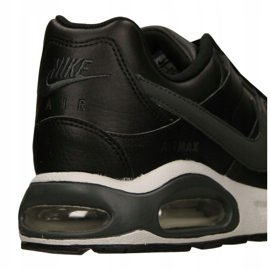 Buty Nike Air Max Command Leather M 749760-001 czarne 9