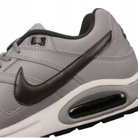 Buty Nike Air Max Command Leather M 749760-012 szare 1