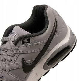 Buty Nike Air Max Command Leather M 749760-012 szare 4