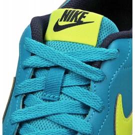 Buty Nike Court Borough Low 2 Jr BQ5448-400 niebieskie 4