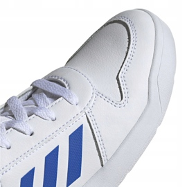 Buty adidas Tensaur K Jr EF1089 białe 3