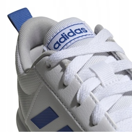 Buty adidas Tensaur K Jr EF1089 białe 4