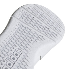 Buty adidas Tensaur K Jr EF1089 białe 5