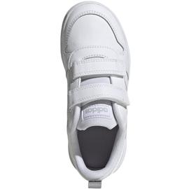 Buty adidas Tensaur C Jr EG4089 białe 1