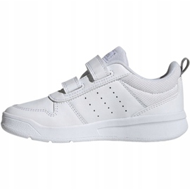 Buty adidas Tensaur C Jr EG4089 białe 2