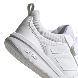 Buty adidas Tensaur C Jr EG4089 białe 5