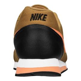 Buty Nike Md Runner 2 Gs Jr 807316-700 brązowe 5
