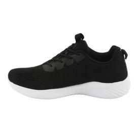 Lekkie buty sportowe siatka Atletico 1858073 czarne 2