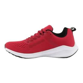 Trekkingowe męskie sportowe Atletico 1857333 czerwone 2