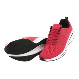 Trekkingowe męskie sportowe Atletico 1857333 czerwone 5