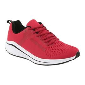 Trekkingowe męskie sportowe Atletico 1857333 czerwone 1