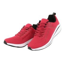 Trekkingowe męskie sportowe Atletico 1857333 czerwone 3