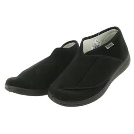 Befado obuwie damskie 071D001 czarne 3