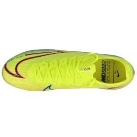 Buty piłkarskie Nike Mercurial Vapor 13 Elite Mds Fg M CJ1295-703 żółte wielokolorowe 3
