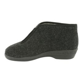 Befado obuwie damskie pu 041D052 szare 2