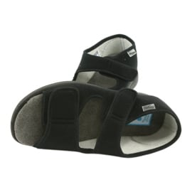 Befado obuwie męskie 070M001 czarne 6