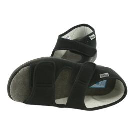 Dr.Orto Befado obuwie męskie 070M001 czarne 6