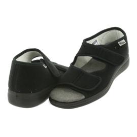 Befado obuwie męskie 070M001 czarne 5