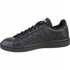 Buty adidas Grand Court M EE7890 czarne 1