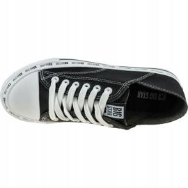 Buty Big Star Shoes W FF274023 czarne 2