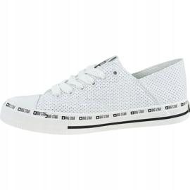 Buty Big Star Shoes W FF274024 białe 1