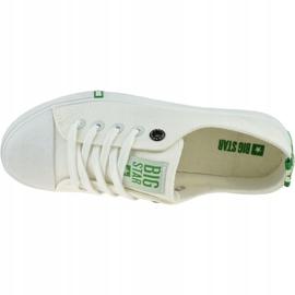 Buty Big Star Shoes W FF274088 białe 2