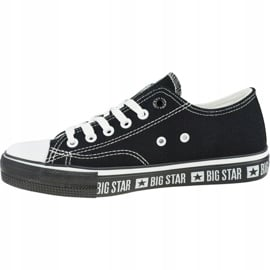 Buty Big Star Shoes W FF274235 czarne 1